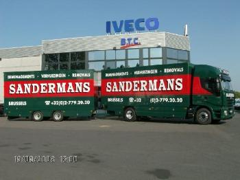 Sandermans Moving - Demenageur Zaventem